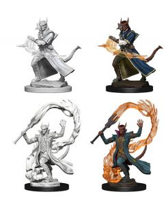 D&D Nolzur's Marvelous Miniatures: Tiefling Sorcerer