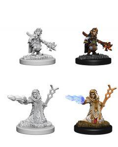 D&D Nolzur's Marvelous Miniatures: Gnome Wizard 2
