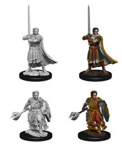 D&D Nolzur's Marvelous Miniatures: Human Cleric 2