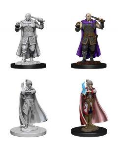 D&D Nolzur's Marvelous Miniatures: Human Ranger & Moon Elf Sorcerer