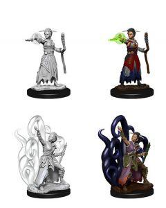 D&D Nolzur's Marvelous Miniatures: Human Warlock 2