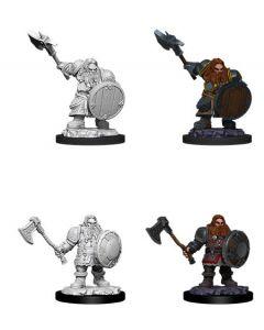 D&D Nolzur's Marvelous Miniatures: Dwarf Fighter 3