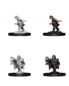 D&D Nolzur's Marvelous Miniatures: Halfling Rogue 3