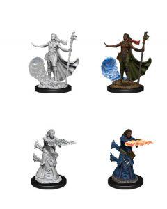 D&D Nolzur's Marvelous Miniatures: Human Wizard 4
