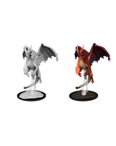 D&D Nolzur's Marvelous Miniatures: Young Red Dragon