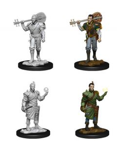D&D Nolzur's Marvelous Miniatures: Half-Elf Bard 2