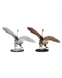 D&D Nolzur's Marvelous Miniatures: Diving Griffon