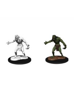 D&D Nolzur's Marvelous Miniatures: Raging Troll