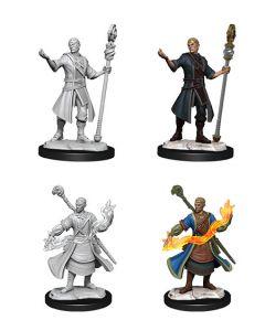 D&D Nolzur's Marvelous Miniatures: Half-Elf Wizard