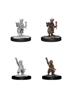 D&D Nolzur's Marvelous Miniatures: Gnome Artificer 2