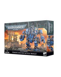 Warhammer 40k: Space Marines: Primaris Invictor Tactical Warsuit
