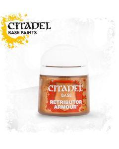 Citadel Base Paint: Retributor Armour