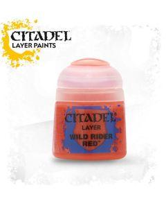 Citadel Layer Paint: Wild Rider Red