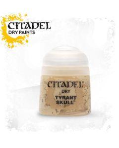 Citadel Dry Paint: Tyrant Skull