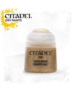 Citadel Dry Paint: Golden Griffon