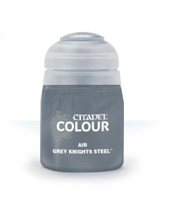 Citadel Air Paint: Grey Knights Steel