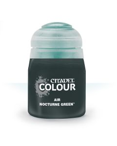 Citadel Air Paint: Nocturne Green