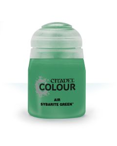 Citadel Air Paint: Sybarite Green