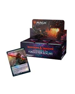 Magic The Gathering: Adventures in the Forgotten Realms: Draft Booster Box