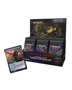 Magic The Gathering: Adventures in the Forgotten Realms: Set Booster Box
