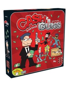 Cash 'n Guns (Second Edition) - Box