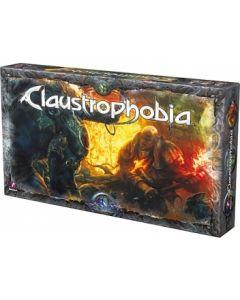 Claustrophobia - Box Cover