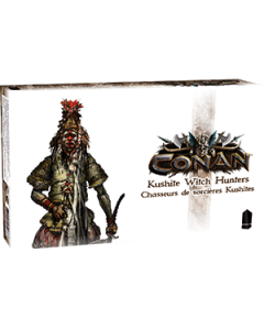 Conan: Kushite Witch Hunters