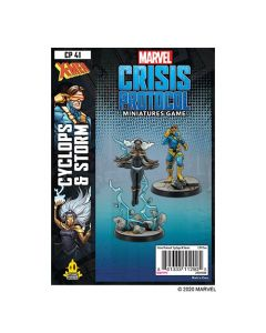 Marvel Crisis Protocol: Cyclops & Storm Character Pack