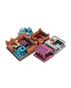 Cyclades: 3D Building Set