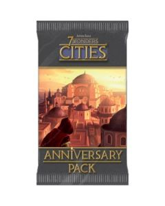 7 Wonders: Cities Anniversary Pack Expansion