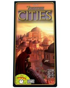7 Wonders: Cities - Box