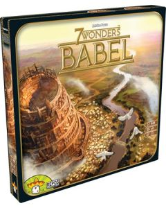 7 Wonders: Babel - Box