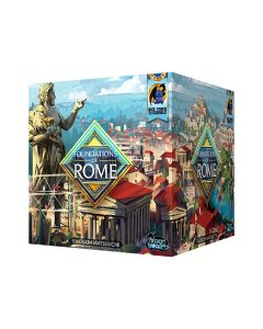 Foundations of Rome (Emperor Pledge Kickstarter Edition)