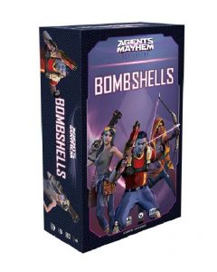 Agents of Mayhem: Pride of Babylon: Bombshells Expansion