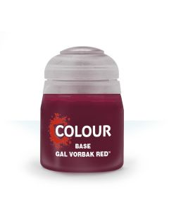 Citadel Base Paint: Gal Vorbak Red