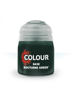 Citadel Base Paint: Nocturne Green