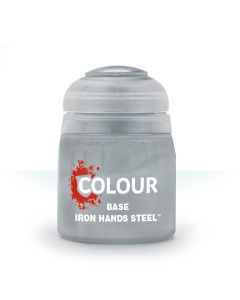 Citadel Base Paint: Iron Hands Steel