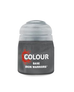Citadel Base Paint: Iron Warriors