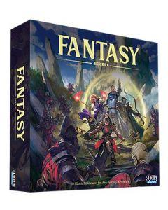 Blacklist Miniatures: Fantasy Series 1 (Kickstarter Edition)