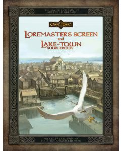 The One Ring: The Loremaster's Screen and Lake-Town Sourcebook