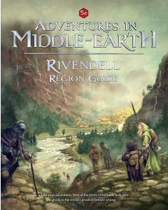 Adventures in Middle-Earth: Rivendell Region Guide