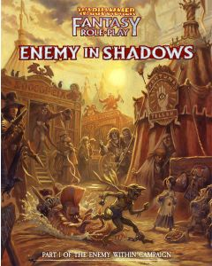Warhammer Fantasy Roleplay: Enemy in Shadows