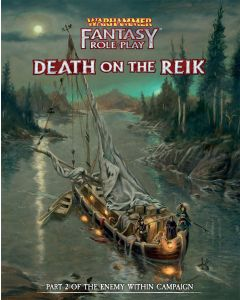 Warhammer Fantasy Roleplay: Death on the Reik