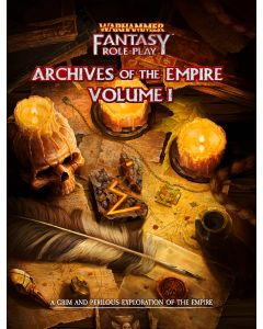 Warhammer Fantasy Roleplay: Archives of the Empire: Volume 1