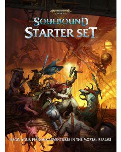 Warhammer Age of Sigmar Roleplay: Soulbound Starter Set