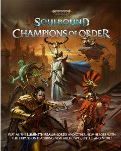 Warhammer Age of Sigmar Roleplay: Soulbound Champions of Order