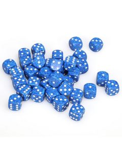 Speckled 12mm d6 Water Dice Block (36 dice)