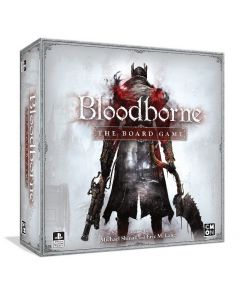 Bloodborne: The Board Game (Blood Moon Kickstarter Edition)