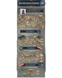 Bloodborne: The Board Game (Blood Moon Kickstarter Edition)