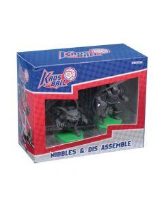 Kaosball: Nibbles & Dis Assemble